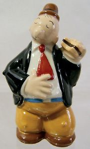 Wade Figurines - Wimpy - Boxed & Cert. No. 0209/1500 Limited Edition - SOLD